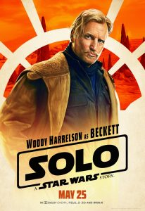Woody Harrelson es Beckett