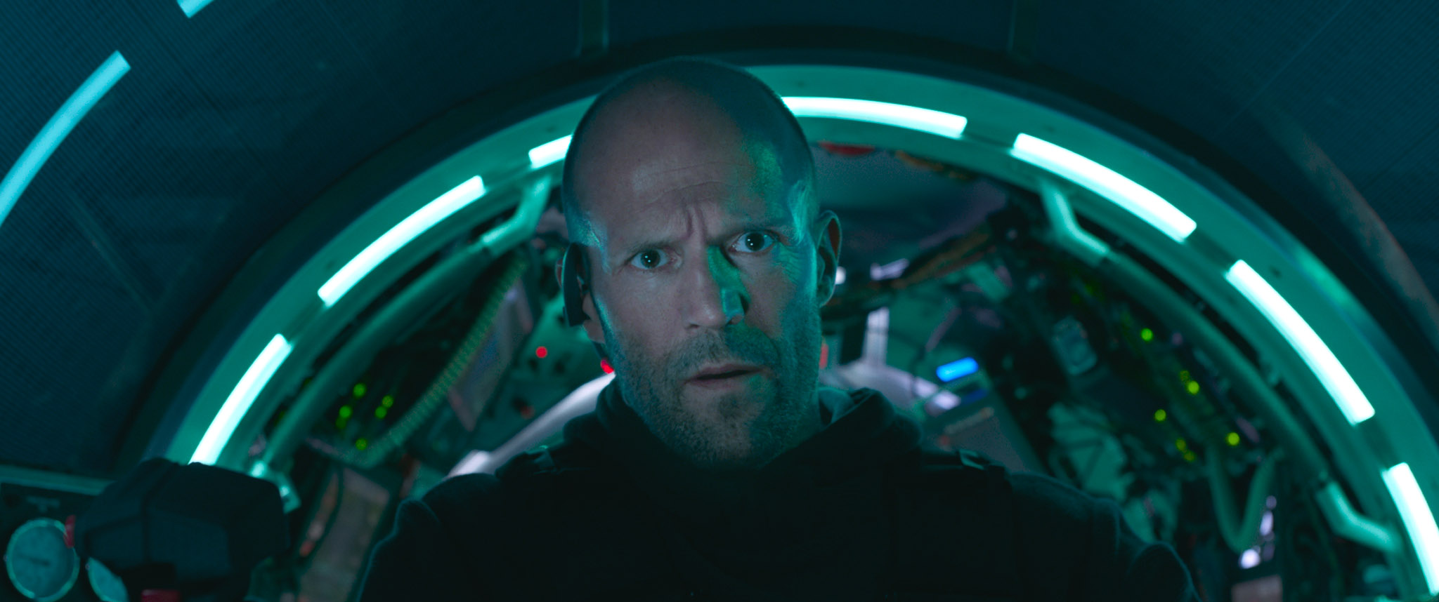 Buenos efectos digitales en The Meg