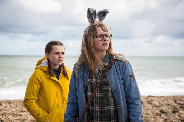 Escena del film 'I Kill Giants'