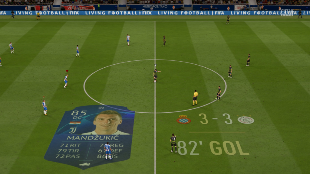 Fifa19 - In Game - Realismo absoluto