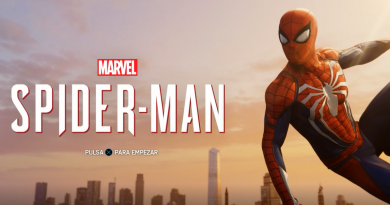 Portada Spider-man PS4