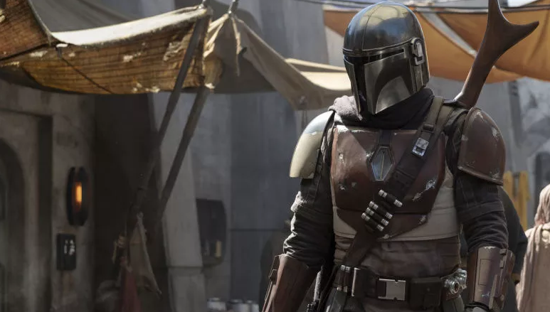 This is The Mandalorian
