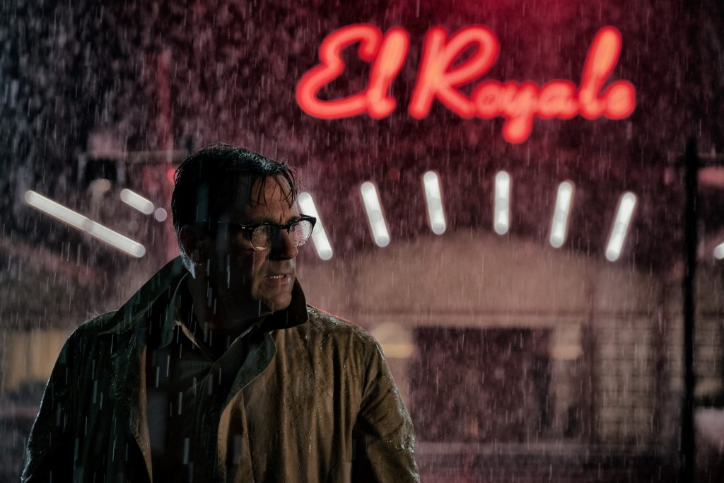"Jon Hamm stars in Twentieth Century Fox's ""Bad Times at the El Royale."""