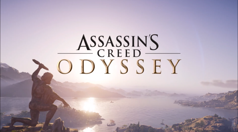 Portada Assassins Creed Odyssey